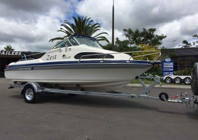 Hosking Trailer for Haines Signature 550